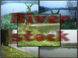 STOCK: river background by 2000lightyearsaway