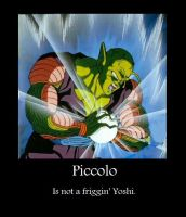 Piccolo is not... by LuxyNumberX