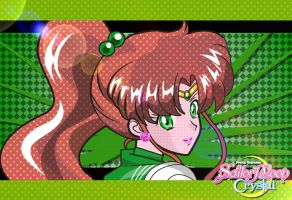 Sailor Jupiter Crystal by sammy8a