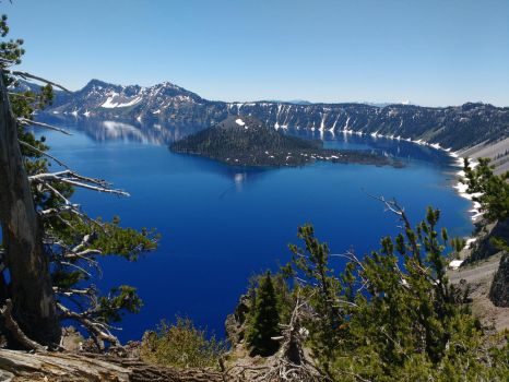Crater Lake 1 by WCTech