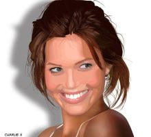 Mandy Moore by cpricecpa