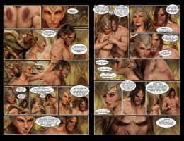 ravine issue 2 the supremely vilanous chat of evil by nebezial