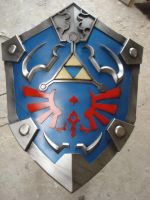 hylian shield by Hardreplic