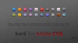 kare for Adobe CS5 by ap-graphik