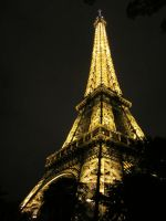 Eiffel Tower by Aquata92
