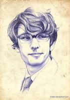 Ben Whishaw - Q by B-Keks