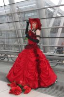 Madame Red 2 by FuriaeTheGoddess