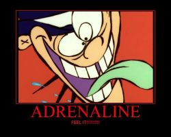 Ed-Pic Face: Adrenaline by GameTagger457