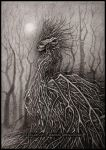 Queen of Sticks by DarkLiminality
