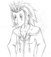 Axel Doodle by bobcat86