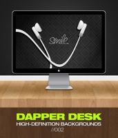 Dapper Desk 002 by illmatic1