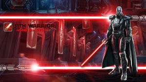 The Old Republic-Sith Warrior by Smithe06