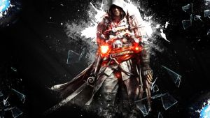 Assasins Creed IV Black Flag by soumyabratapaul15