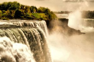 Land of Niagara for contest by VisualModality
