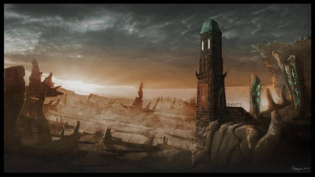 watchtower by vianreps