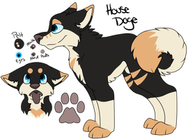House Doge Official 2014 Ref by DeadOnContact