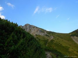 The Way Back From Giewont Top by MaRyS90