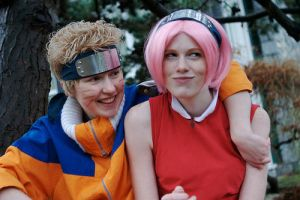 NaruSaku- Crazy by twinfools