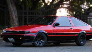 The AE86 2 by thenewsoul