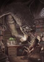 Library by Tosello