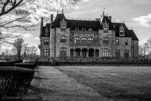 Haunted Mansion by LawrenceCreation