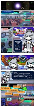 PSO Comic part 1 by PersonaSama