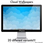 Cloud Wallpapers for Mac by NKspace