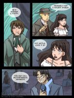 Tin Man - The Suitors Page 9 by YoukaiYume