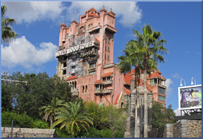 Tower of Terror WDW by WDWParksGal