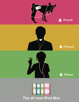 Ipod advertisement by fulcrum-lever