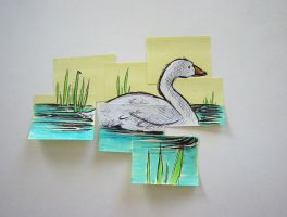 7 swans a swimming by doxycide
