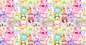 FREE KAWAII WALLPAPER! by sweetricecake