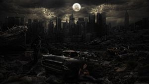 City of Death by FantasyArt0102