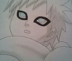 Young Gaara by Britney151