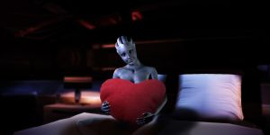 Valentine Liara by Mallyxable