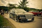 Burnout Chrysler 300C by AmericanMuscle