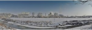 Winter panorama by Alex230