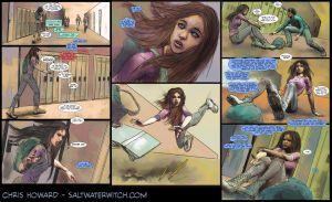 Saltwater Witch Comic - Chapt 14 Pages 4-6 by the0phrastus