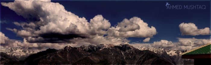 The Land of the Mighty Karakoram by ahmedspeculates