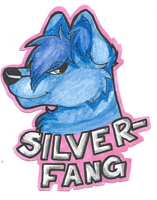 Silverfang Badge 3.23.13 by Silverfang98