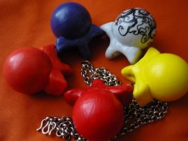 Crafts: KHR Pacifiers by KinderWulf