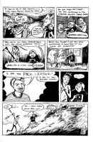 Werewolf Whispers - pg 2 by Megalosaurus