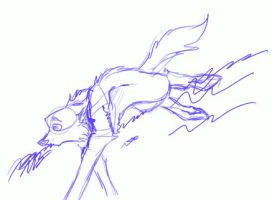 Wolf Animation plz Download by MWmagic
