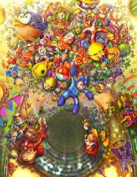 Megaman Fair by Keops7