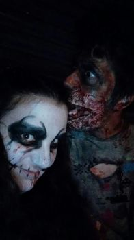 (Hallowen 2014) Eating People as a hobby by VictorSevilla