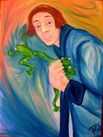 Emo With Frogs by meltedcrayons20