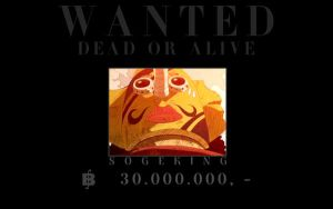 One Piece: Wanted - Sogeking by ailend