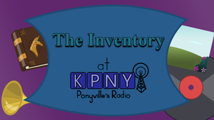 KPNY's  Show - The Inventory by AceRome
