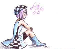 Alice 0.2 by Evinawer