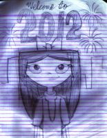 Welcome To 2012, Izzy by RobbieMelrose